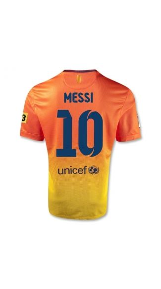 shopping barcelona shirts,the new soccer uniforms on sale,cheap the yellow color 12/13 barcelona messi 10 away soccer uniform,best quality jersey away barcelona 2012,discount 50%,best service,free shipping!