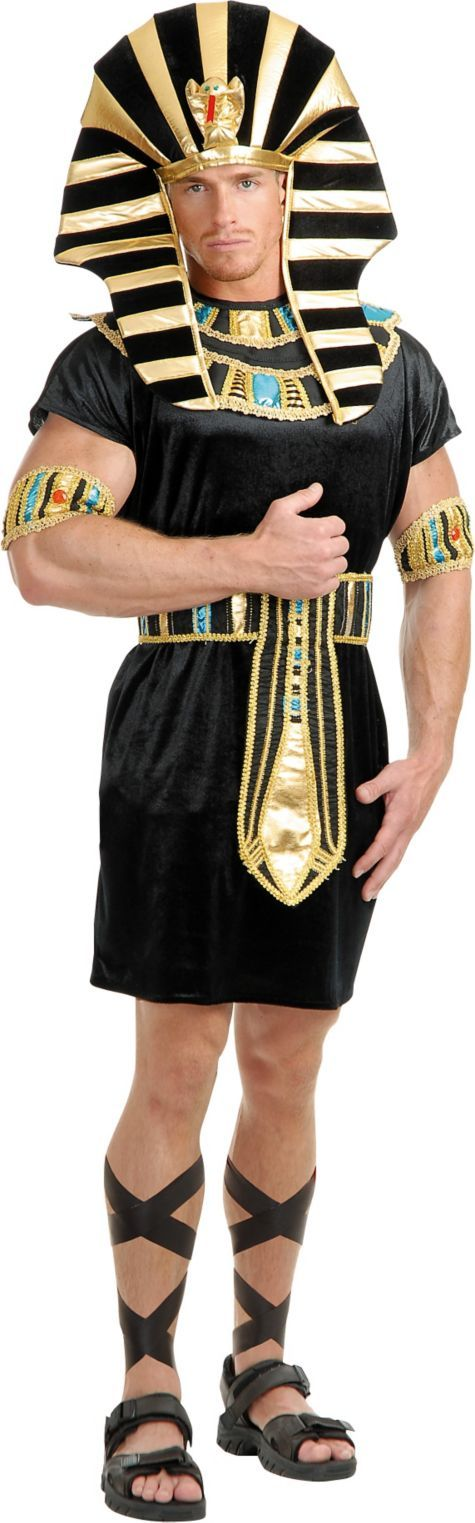 Adult King Tut Egyptian Costume ($49.99) - Party City ONLINE | 5 stars