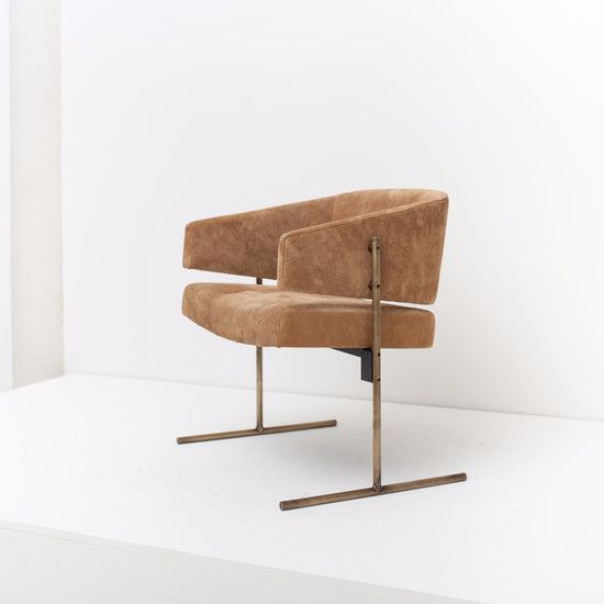 Superb Senior Armchair By Jorge Zalszupin