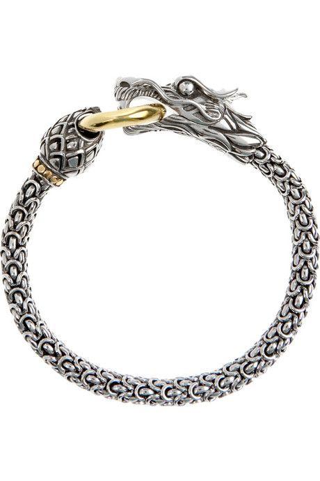 John Hardy dragon bracelet
