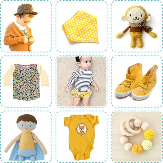 Hey folks, I hope you enjoy our random coolness this week... It's inspired by mild mannered mustard and is all kinds of fun when woven, crafted, and stitched...