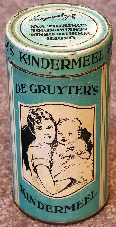 De_Gruyters kindermeel.