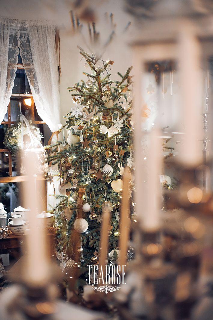 Karácsonyi fehérben