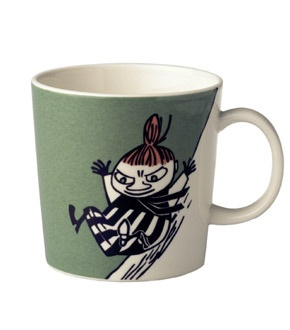 Myy from Moomin.  Want this mug so badly.