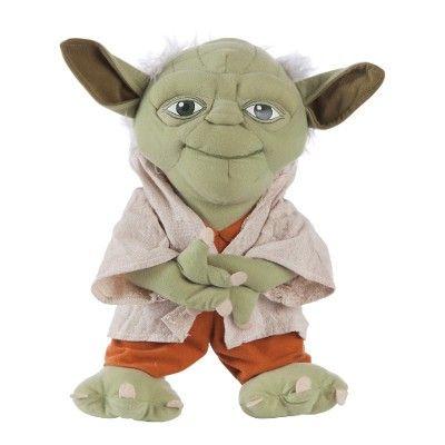 Boneco de Pelúcia Star Wars - Yoda - Multibrink