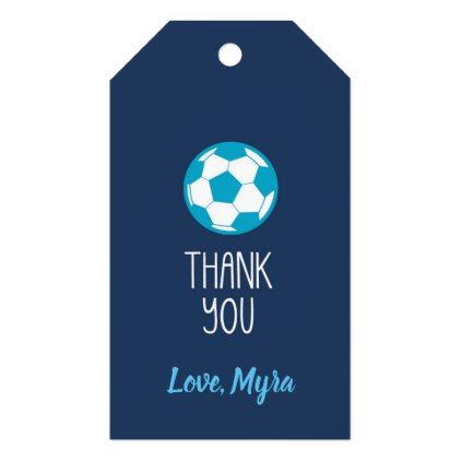 225 & Soccer Gift Tag in 2018 | baby gifts | Gifts Gift tags Soccer gifts