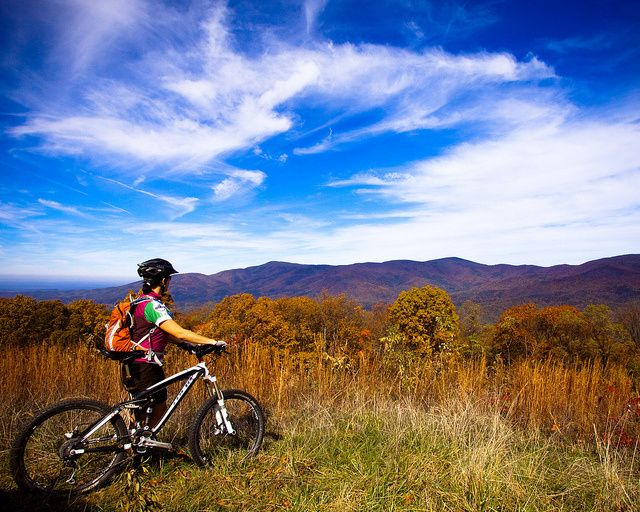Georgia's Mulberry Gap  is perfect for ride in/ride out access to some of the best single track mountain bike trails!