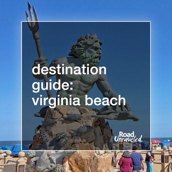 Destination Guide: Virginia Beach