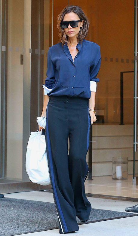 Cinq tenues de travail inspirées du style de la designer.