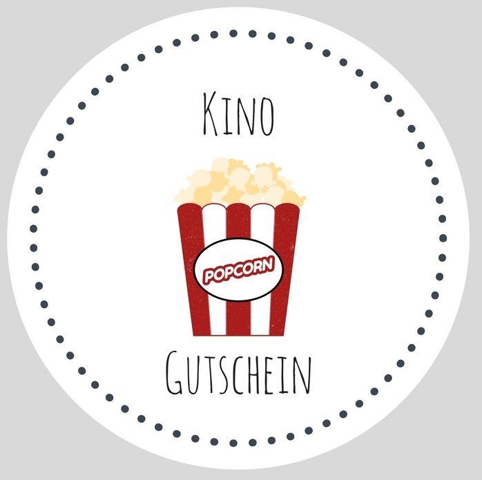Diy Kinogutschein Verpackung Einfach Und Schnell Selbermachen Kinogutschein Gutschein Basteln Kino Kinogutschein Basteln