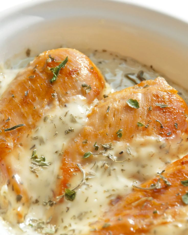 This Herb Chicken Is So Flavorful, You'd Never Guess It Was This Easy To Make!!