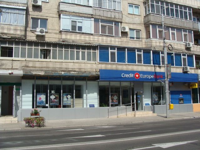 CREDIT EUROPE BANK BARLAD