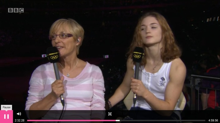 Matt interviews Christine Still and Jenny Pinches at the O2