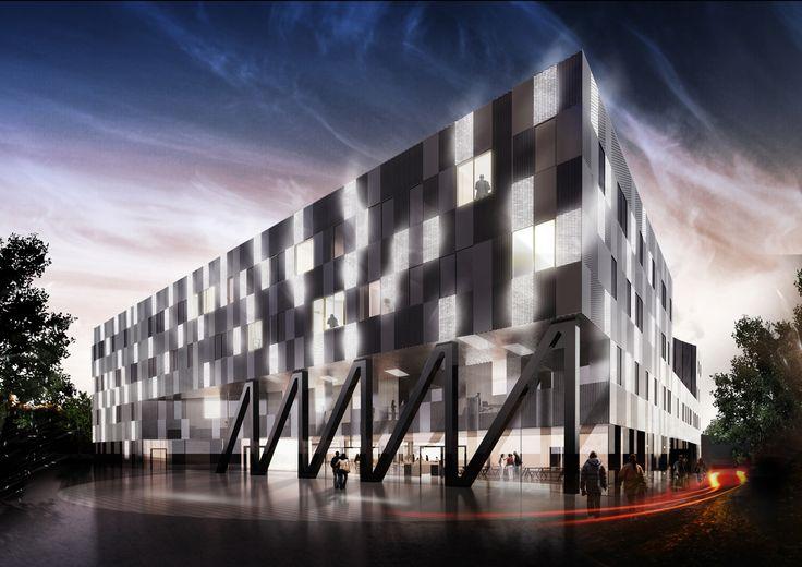CEBRA ARCHITECTS . HF& VUC FYN