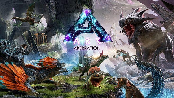 ARK: Survival Evolved – Launch-Trailer zum heutigen Release von ARK: Aberration - via Survival-Sandbox.de - #ARK #ARKSurvivalEvolved #ARKAberration #OpenWorld #Dino #survivalgame #gaming #games #videospiele