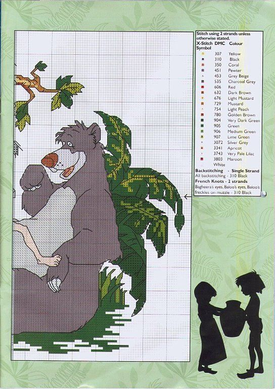 Jungle Book 2 of 2