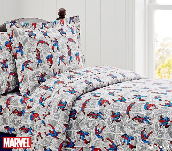 1000 Images About Spiderman Duvet Cover On Pinterest
