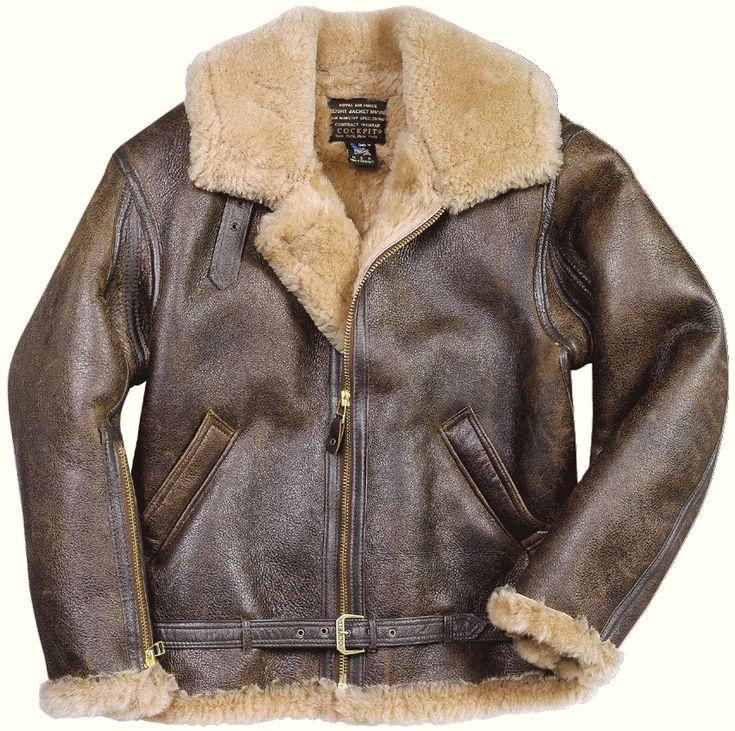 купить кожаную куртку пилот