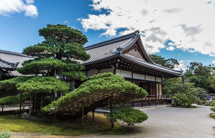 Киото. Сад камней и Золотой храм - Страница Виртуальных Путешественников