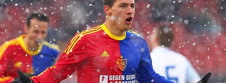 Fabian Schar Benteng Tangguh Basel