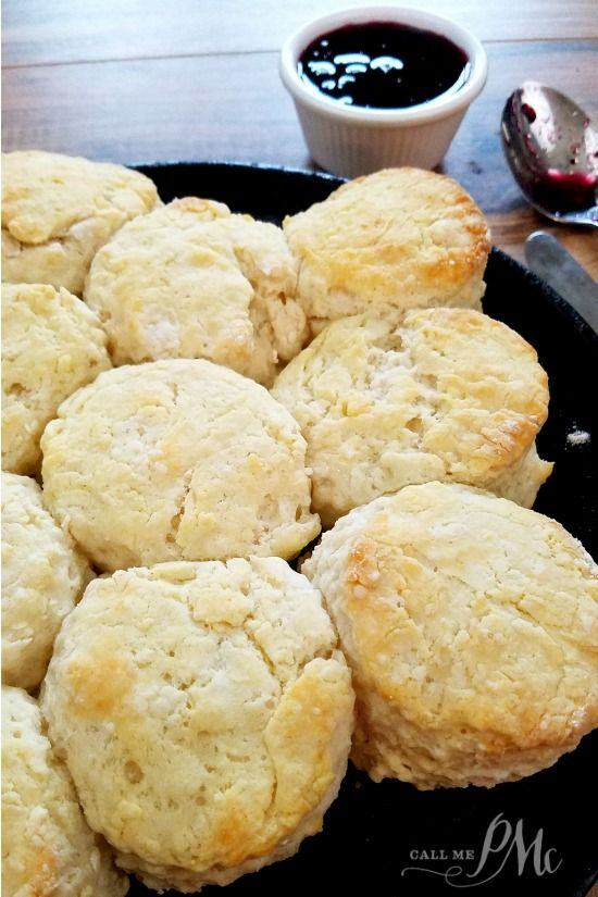 Frozen Buttermilk Biscuits is a time-saving and economical recipe for making and freezing homemade biscuits.