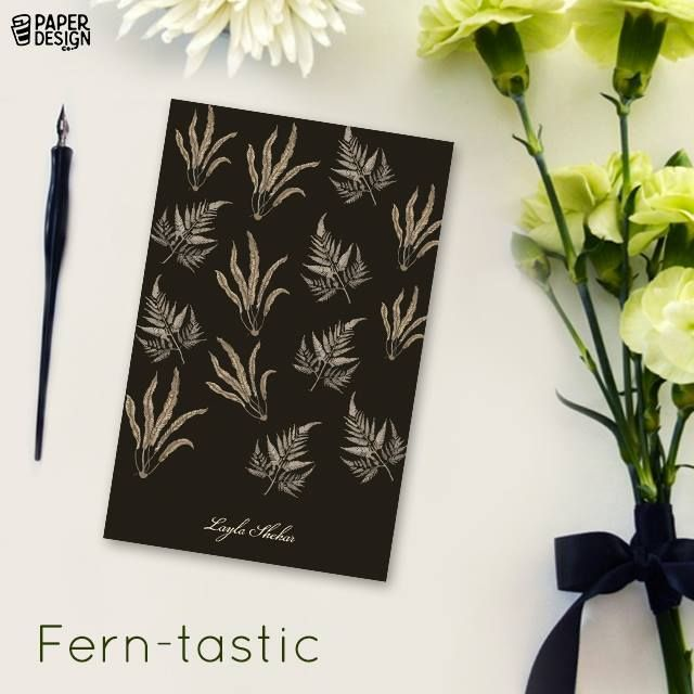 Simple, artistic and classy, this fern printed notepad is a favourite.  #Notepad #Notepads #PrintedNotepad #PrintedNotepads #NotepadOnline #NotepadsPrice #NotepadIndia #CustomNotepad #CustomPrintedNotepad #CustomBusinessNotepads#India