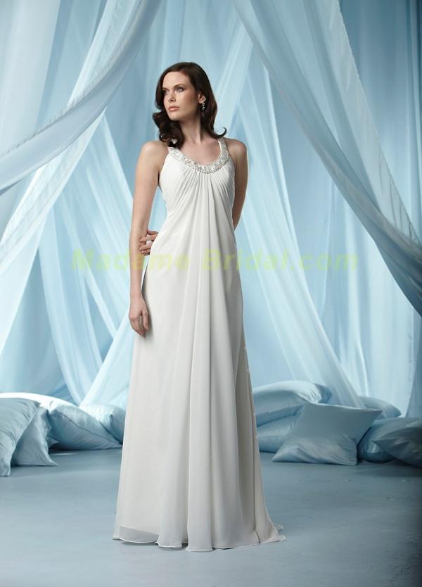 Image detail for destiny 6956 casual beach wedding for Simple wedding dresses for beach weddings