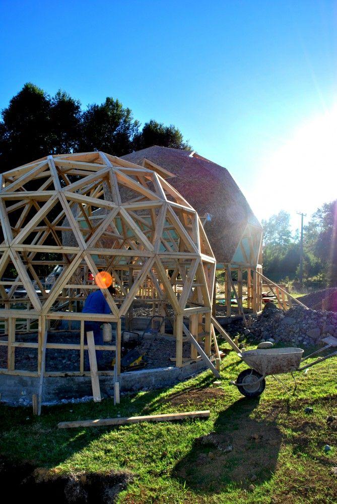 En Construcción: Domo Cluster / Arketiposchile