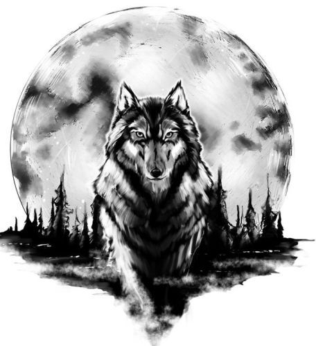 20 Best Wolf Tattoo Designs With Meanings