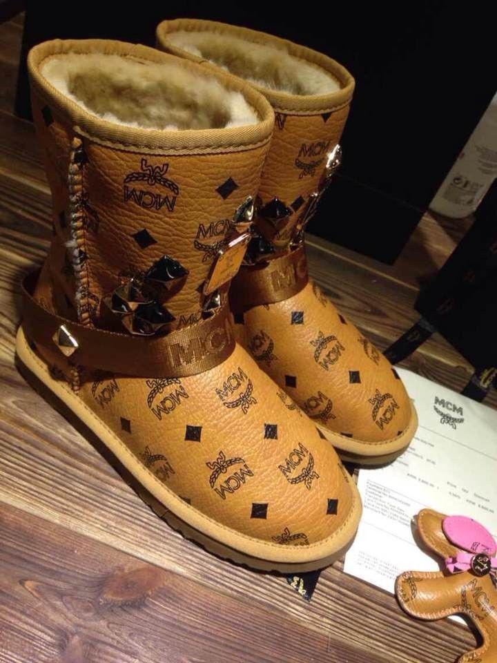 MCM boots // pinterest ☪ @tamiaantoinette