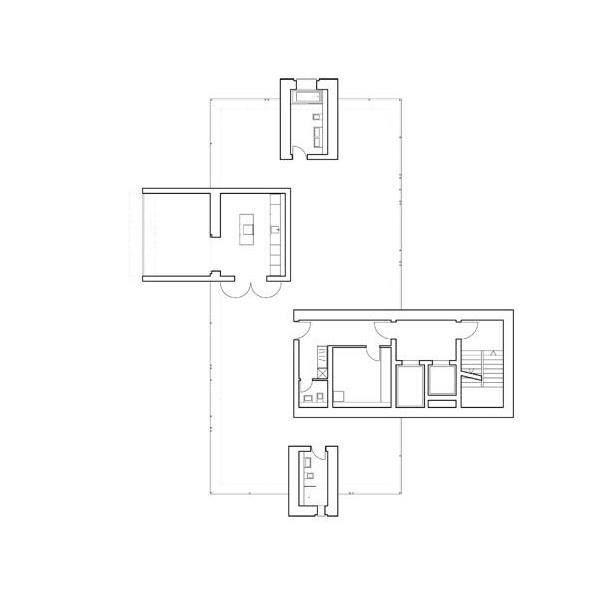 Apartmant High-Rise London | E2A Architects