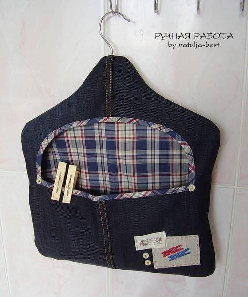 Bolsa para pinzas   -  Bag clothespin   -   Bolsillo para clavijas …