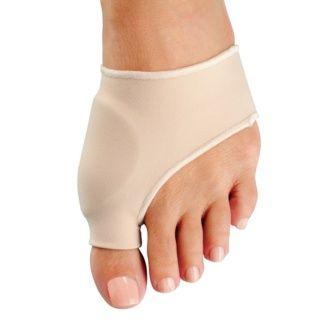 FootSmart Bunion Sleeve with Gel : Bunion Pain Relief : Footsmart.com