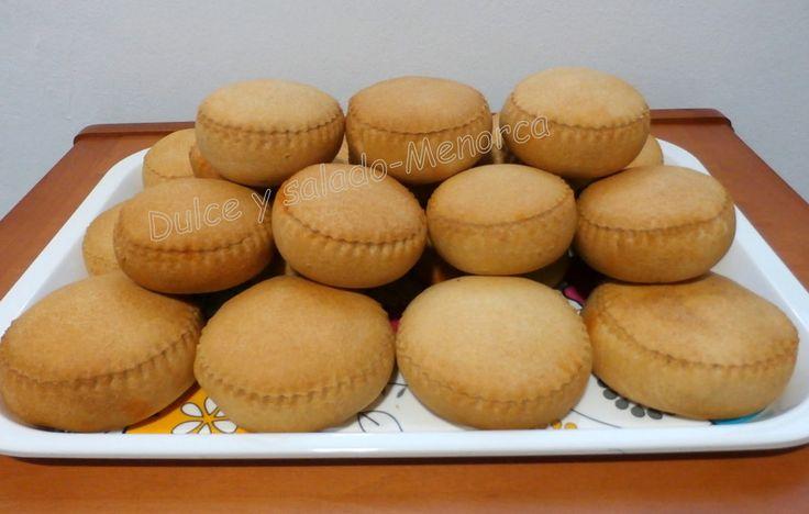Dulce y Salado-Menorca: Empanadas menorquinas de cordero