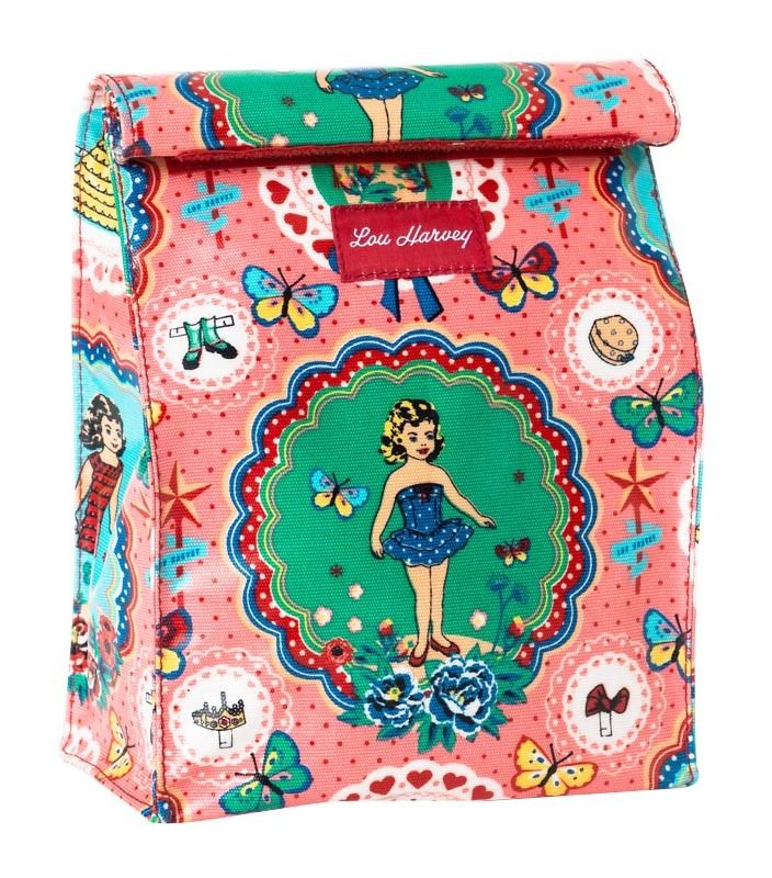 Shop Lou Harvey - Lunch Packet : Paper Doll, R120.00 (http://shoplouharvey.com/lunch-packet-paper-doll/)