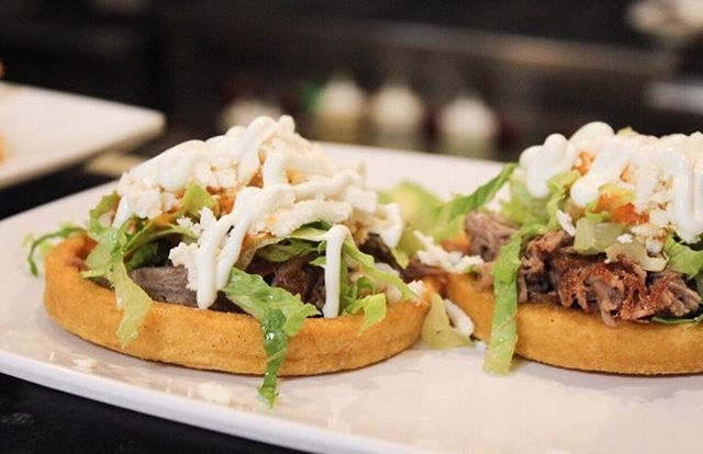 End your #SATURDAY the right way at El Zarape with a pair of sopes 😋 We are open until 11pm tonight! See you soon 💃🏻 #elzaraperestaurant #imperialbeachlocals #sandiegoconnection #sdlocals #iblocals - posted by El Zarape Restaurant  https://www.instagram.com/elzaraperestaurant. See more post on Imperial Beach at http://imperialbeachlocals.com
