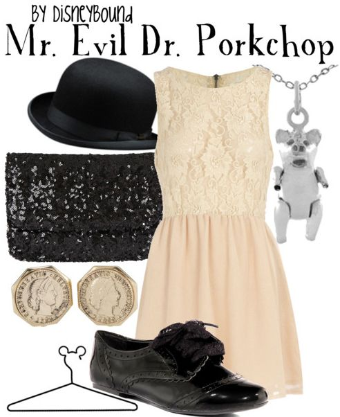 Perhaps Mr. Evil Dr. Porkchop is my secret identity. Cause I would wear this in a heartbeat!