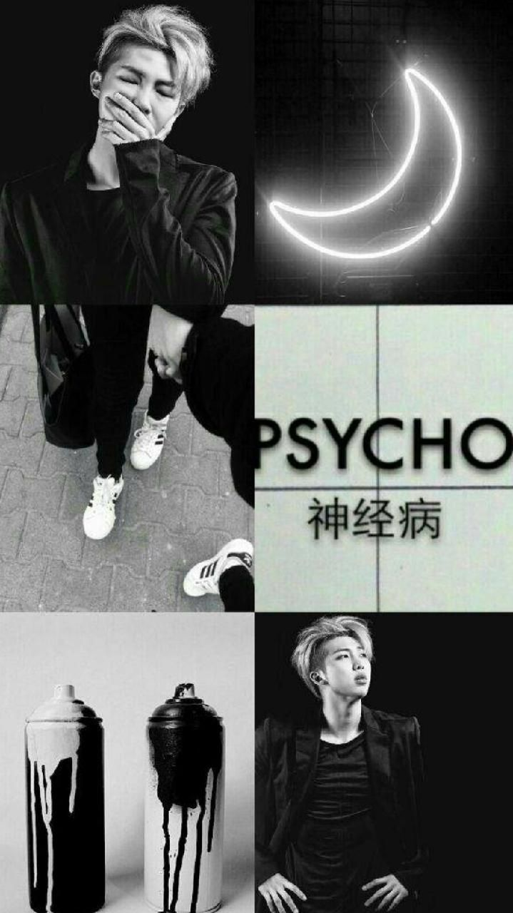 Download Rap Monster Bts Wallpaper By Dugie101 F9 Free On Zedge