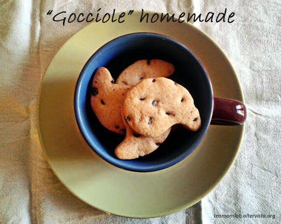 """""""Gocciole"""" homemade"""