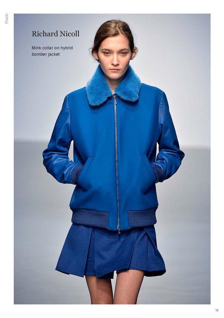 Saga Furs lookbook A/W 2014-15