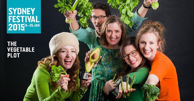 The Vegetable Plot - Sydney Festival 2015