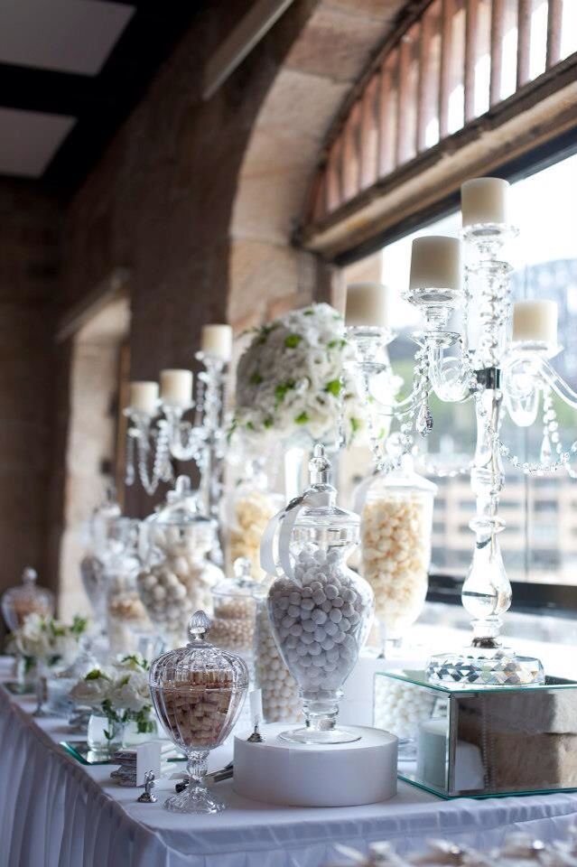 Best 25 Elegant Candy Buffet Ideas On Pinterest Simple