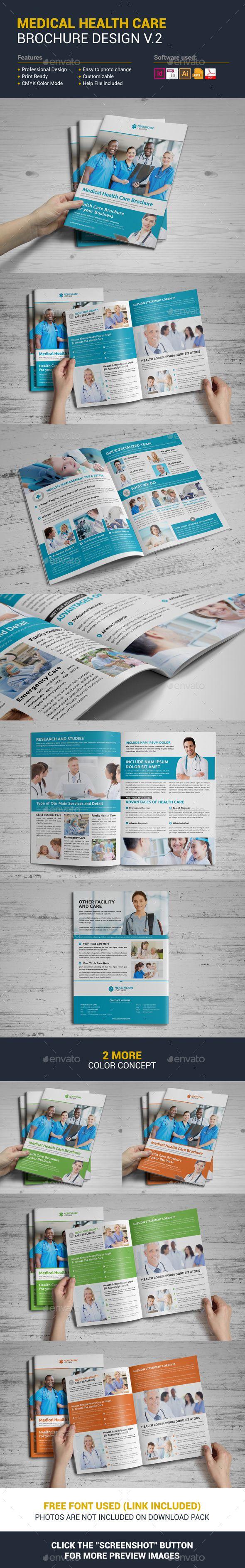 1000 id es propos de medical brochure sur pinterest. Black Bedroom Furniture Sets. Home Design Ideas