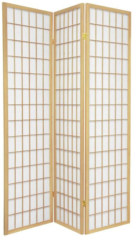 Room Dividers.com Part - 23: Tall Window Pane Shoji Screen | RoomDividers.com