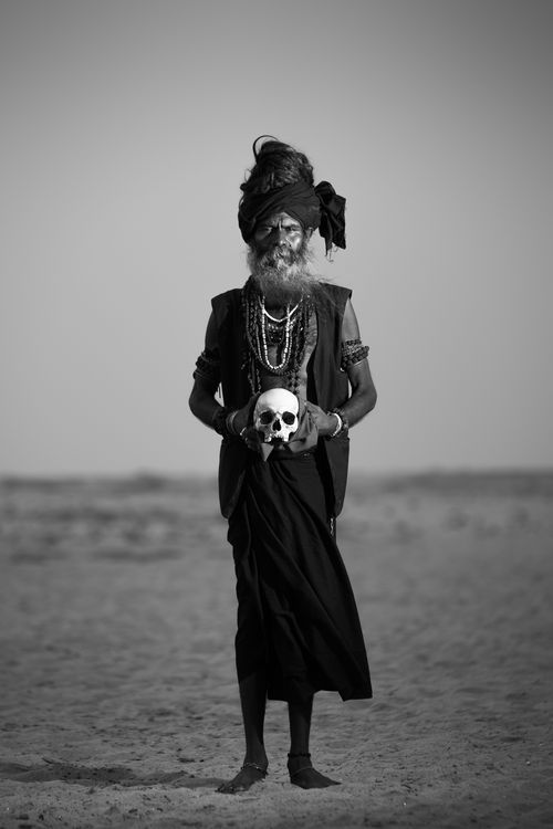 The Aghori Photo by THANWAN SINGH -- National Geographic Your Shot