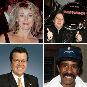 Famous Faces of MS    Learn about those who rose to fame despite their multiple sclerosis.