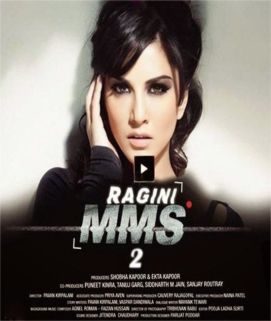 Ultimate information : Ragini mms 2 movie Review
