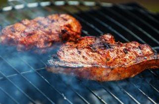 Grillowana karkówka w marynacie - Najlepsze przepisy na dania i potrawy z grilla, na grilla. Wszystko o grillowaniu.