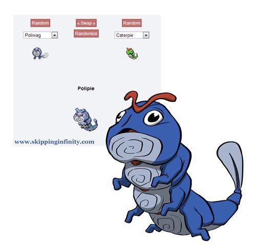 Pokemon Fusion Pictures Polipie Pokemon Pok 233 Mon Fusions Pinterest Pokemon Fusion Pok 233 Mon