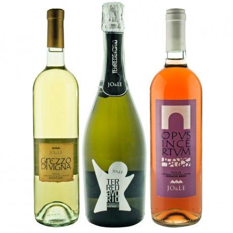 http://www.jo-le.eu/?product=tris-grezzo-di-vignaterredavorioopus-incertum #grezzodivigna #terredavorio #opus #vini #wine #prodotti #Alberobello #Puglia